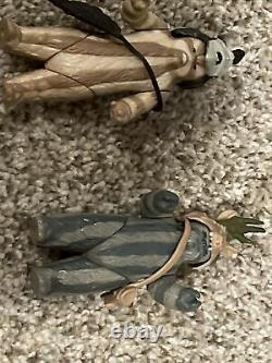 1977-1984 Vintage Kenner Star Wars Action Figures Lot ESB, ROTJ, Accessories
