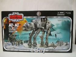 2010 Hasbro Star Wars Vintage Collection Empire Strikes Back At-at Walker Misb