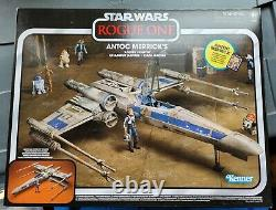 Antoc Merrick X-Wing Blue Squadron Star Wars Vintage Collection New in hand