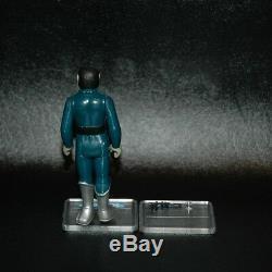 FACTORY ERROR / DEFECT Vintage Star Wars BLUE SNAGGLETOOTH Kenner Variant withGun
