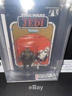 Gamorrean Guard & Biker Scout Star Wars Return of the Jedi-Vintage 2-Pack CAS 60