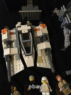 Huge Vintage LEGO Star Wars Lot With Tons Of Rare Sets And Figures! Great Deal