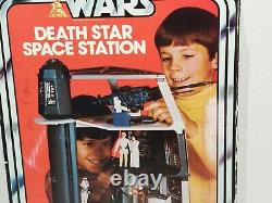 Kenner 1978 Vintage Star Wars Death Star Play Station Playset Box Only