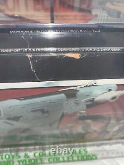Kenner Star Wars Vintage 1981 Boba Fett Slave 1 Vehicle AFA 75 FACTORY SEALED