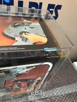 Kenner Star Wars Vintage 1981 Boba Fett Slave 1 Vehicle AFA 80 FACTORY SEALED