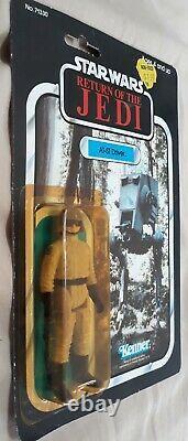 Kenner Vintage Star Wars 1983 Rotj At-st Driver Moc 77 Back Offerless Hk Coo Mib