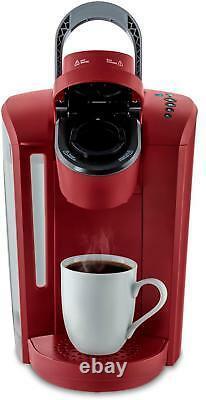 Keurig K-Select Single-Serve K-Cup Pod Coffee Maker Vintage Red