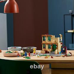 LEGO 21324 Ideas 123 Sesame Street Creative Building Toy (1,367 Pieces) NEW