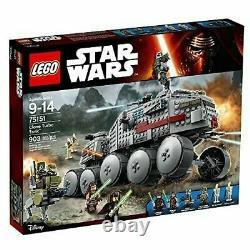 LEGO #75151 Star Wars Clone Turbo Tank Clone Wars Episode II NEW SEAL
