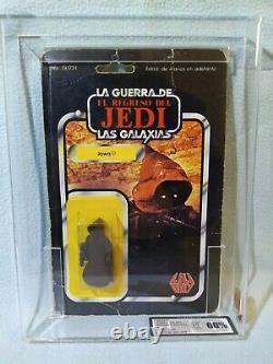 MOC Lili Ledy Jawa removable hood UKG 50/75/85 Vintage Star Wars AFA CAS Vinyl