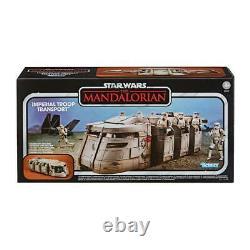 Mandalorian Imperial Troop Transport Kenner Vintage Collection Star Wars Hasbro