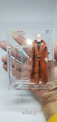 Rare Vintage Star Wars Double Telescoping (DT) Ben(Obi-Wan)Kenobi CAS 70+