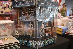 SDCC Comic Con Exclusive Hasbro Action Figure 7Pack Star Wars Vintage Carbonite