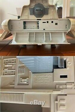STAR WARS ROTJ IMPERIAL SHUTTLE COMPLETE With BOX 1984 VINTAGE KENNER