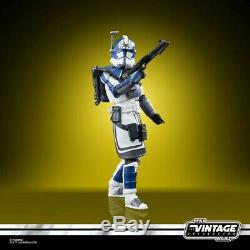 STAR WARS VINTAGE THE CLONE WARS 501st LEGION ARC TROOPERS 3-PACK SDCC EXCLUSIVE
