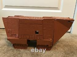 STAR WARS Vintage 1979 Jawa SANDCRAWLER Radio Controlled by Kenner! With Remote