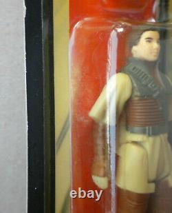 STAR WARS vintage Kenner MOC UNPUNCHED sealed Japan TSUKUDA ROTJ LEIA BOUSHH D