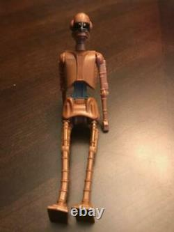 Star Wars Action Figure EV9D9- Vintage- 1985 EV-9D9- Last 17 Rare