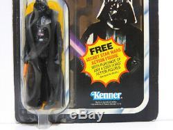 Star Wars Darth Vader Figure Esb 21 Back Moc Kenner Vintage Offer 1977 1985