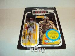 Star Wars Esb Vintage Boba Fett 41 Back Rotj Transition Canadian Canada Moc Rare