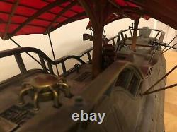 Star Wars JABBAS SAIL BARGE The Khetanna The Vintage Collection HasLab & Skiffs
