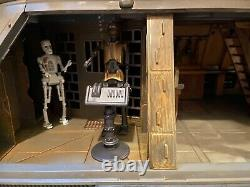 Star Wars Jabba's Sail Barge- Khetanna The Vintage Collection HasLab Complete