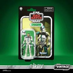 Star Wars The Bad Batch Vintage Collection Amazon Exclusive 4-Pack Figure Lot 2