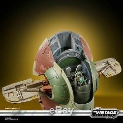 Star Wars The Vintage Collection Boba Fett's Slave I Toy Vehicle