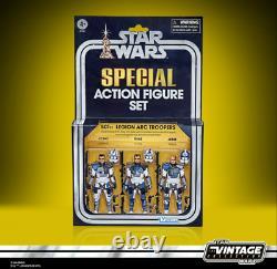Star Wars The Vintage Collection Clone Wars 501st Legion ARC Trooper HASBRO