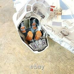 Star Wars The Vintage Collection Millennium Falcon Toys R Us Exclusive 2012