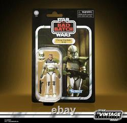 Star Wars The Vintage Collection The Bad Batch Special 4 PACK (AMAZON PRESALE)