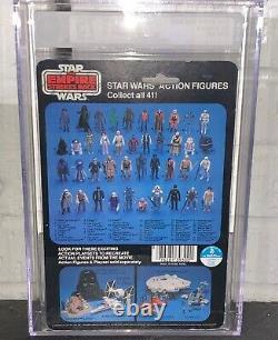Star Wars Vintage Boba Fett Afa 75 Moc Empire Strikes Back Mandalorian 41 Back