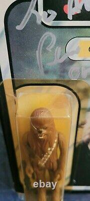 Star Wars Vintage Chewbacca Belgian Clipper MOC
