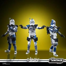 Star Wars Vintage Collection 501st Legion Arc Troopers 3 Pack SDCC In Stock New