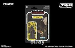 Star Wars Vintage Collection Razor Crest Ship Mandalorian Hasbro Baby Yoda Stand