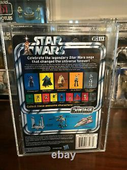 Star Wars Vintage Collection VC113 Old Republic Trooper AFA 9.5 MOC