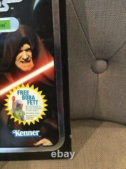 Star Wars Vintage Collection Vc12 Darth Sidious Foil Card Mint