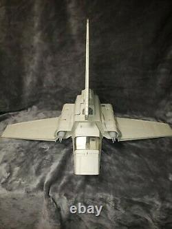 Star Wars Vintage Imperial Shuttle COMPLETE Kenner 1984 ramp door