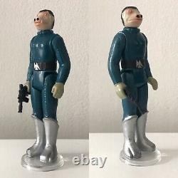 Star Wars Vintage Loose Blue Snaggletooth Figure Very Rare Excellent Condition