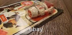 Star Wars Vintage R5-D4 MOC RED BAR Variant 100% Sealed GRAIL! 47 back VTG RARE