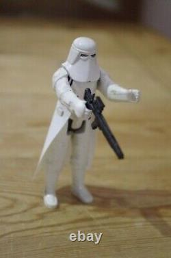 Star Wars Vintage YPS Snowtrooper SA80 Rifle Cape Trooper