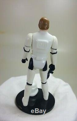 Star Wars vintage POTF Luke Stormtrooper