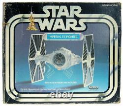 Vintage 1977 Kenner Star Wars Imperial TIE-Fighter NOS Factory Sealed Mint MISB