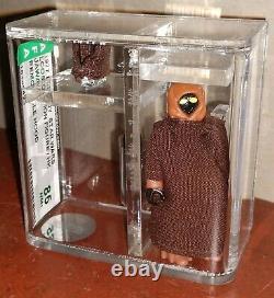 Vintage 1977 Star Wars Lili Ledy Jawa with removable hood AFA 85 NM+