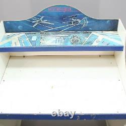 Vintage 1983 Star Wars Return of the Jedi Child's Desk & Chair Display Table