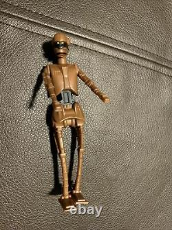 Vintage 1985 Star Wars POTF Last 17 EV-9D9 Action Figure Original Good Condition