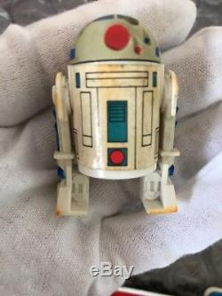 Vintage 1985 Star Wars R2-D2 Droid (No Lightsaber) from Droids Animated Cartoon
