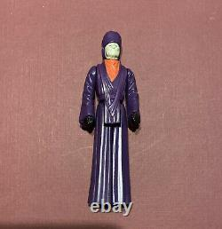 Vintage IMPERIAL DIGNITARY 1984 Star Wars Kenner Action Figure Rare