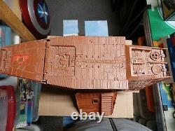 Vintage Jawa Sandcrawler 1979 Kenner Star Wars No Remote Smoke Free Home