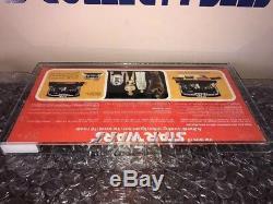 Vintage Kenner 1978 AFA 80 Star Wars EARLY BIRD Certificate package SEALED